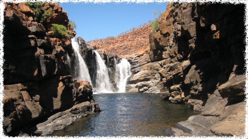 Kimberley Nationalpark in Australien