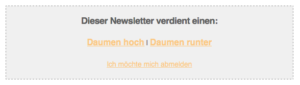 Newsletter von Wireless Life