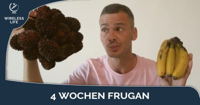 4 Wochen frugane Ernährung: The Good, the Bad and the Ugly